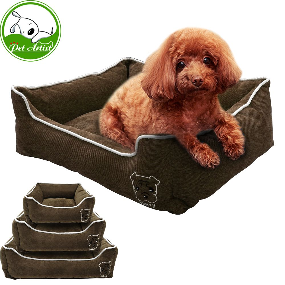 72ffa3b3f2e8 Warm Winter Pet Bed House For Small Medium Large Dogs Soft Washable Sofa  Kennel Cama Perro For Puppy Dogs Cats Chihuahua S M L