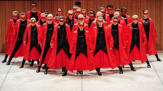 Sydney Eisteddfod McDonald's Ballet Scholarships & Jazz Dance Group Finals at the Sydney Opera House