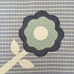 Block 32 designed by Laurie Simpson: Constant Needle