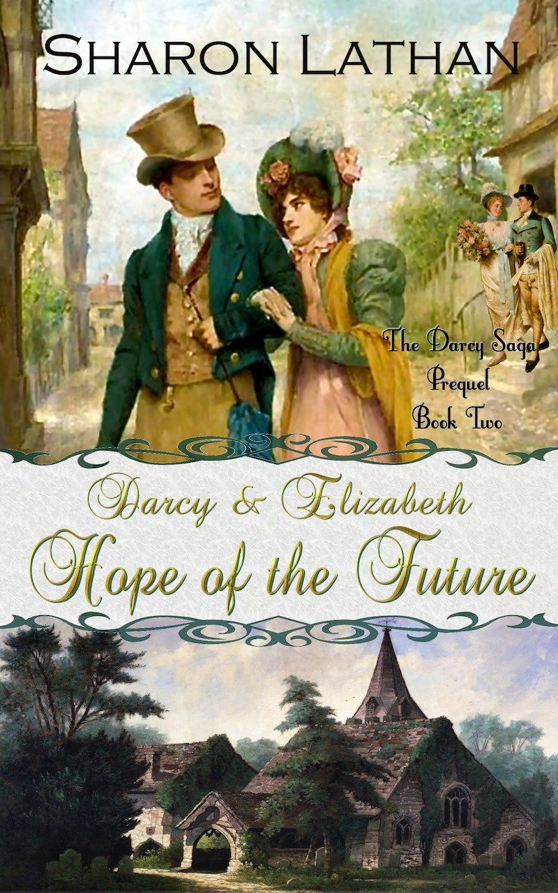 Hope Future frontcover med | Jane Austen and more in 2019