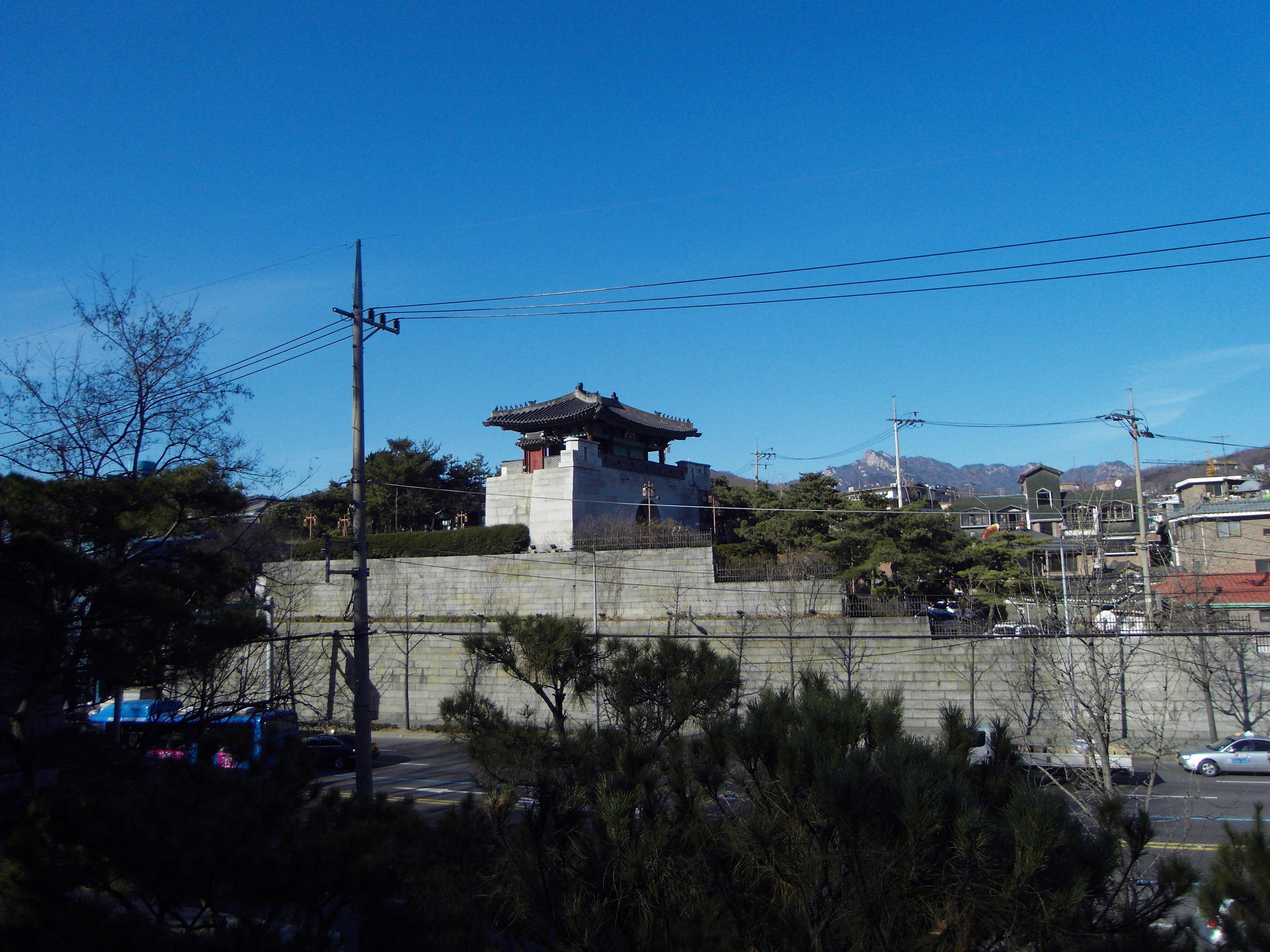 서울 성곽길. 동대문-낙산-혜화문 7
