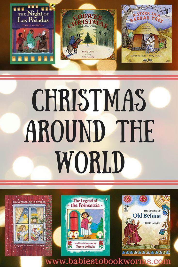Christmas Around the World Books Christmas books