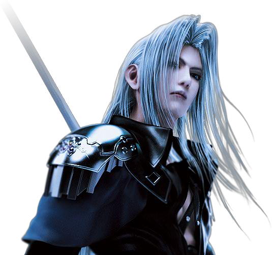 Sephiroth from the FF Wiki Sephiroth, Final fantasy vii