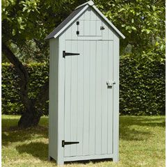 Garden Sheds Quick Delivery brundle garden tool shed 179cm green on sale | fast delivery