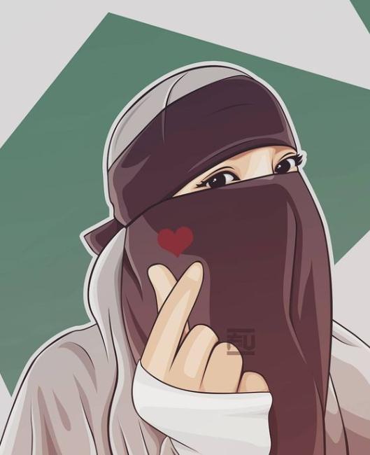 Hijab Gambar Kartun Muslimah Cantik Terbaru 2019 Jessy Gallery Kartun Gambar Gambar Kartun