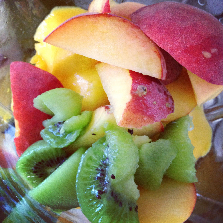 Frugt smoothie