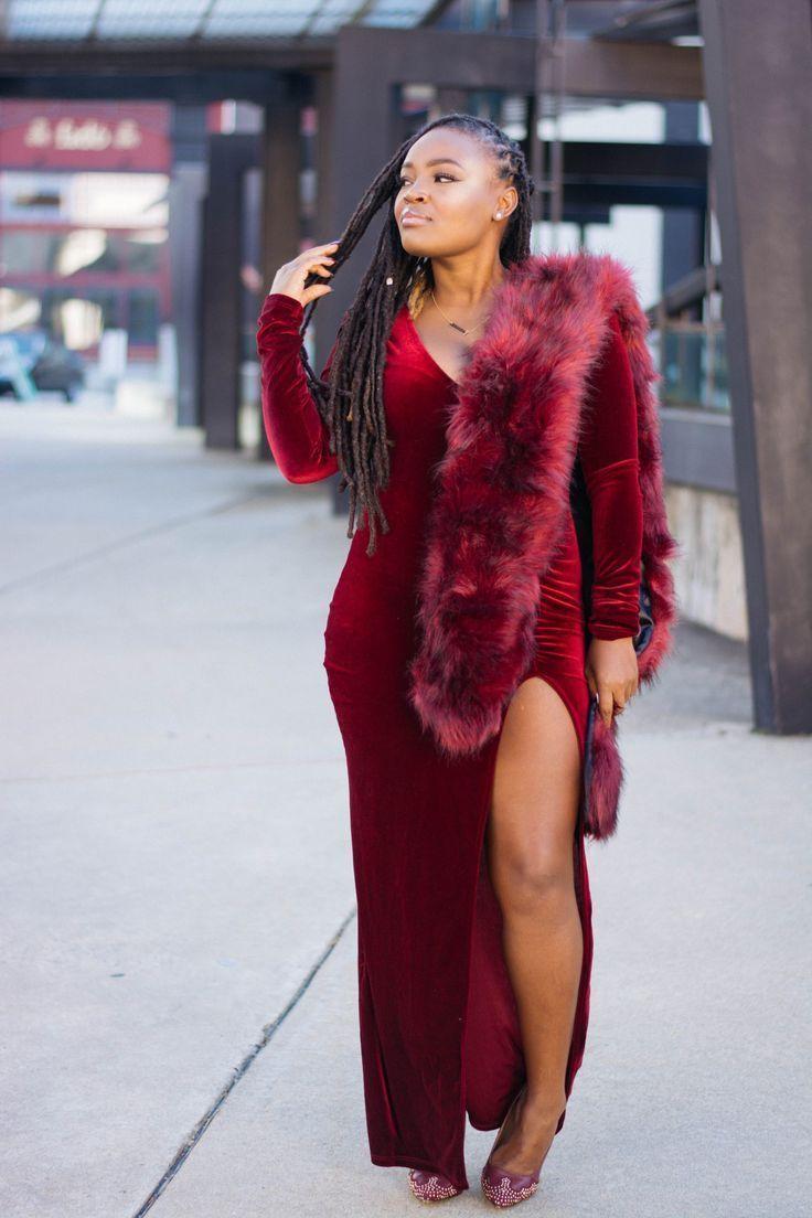 BLOGVERSARY RED EVERYTHING FASHION NOVA DRESS Fashion