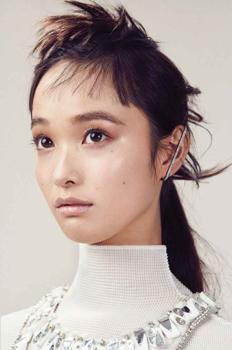 Yuka Mannami by Carlotta Manaigo for The New York Times Style Magazine March 2016 6