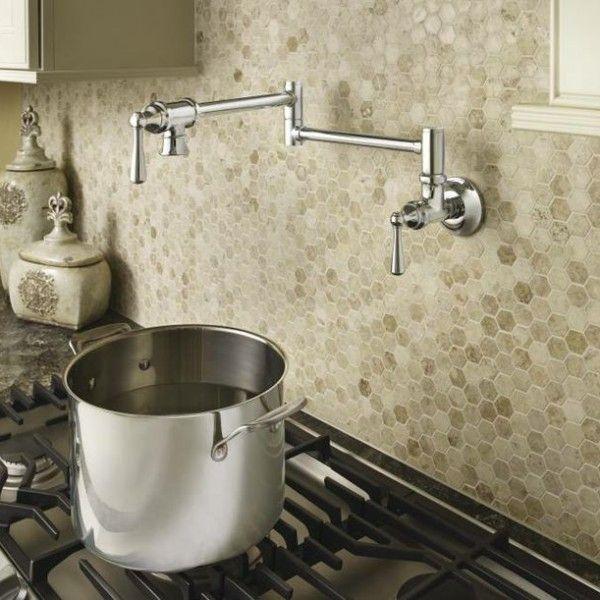 Erstellen Sie eine Gourmet-Kochfläche mit Moens - Wasserhahn küche - wasserhahn für küche