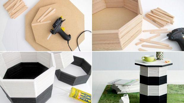 mesa/caixa