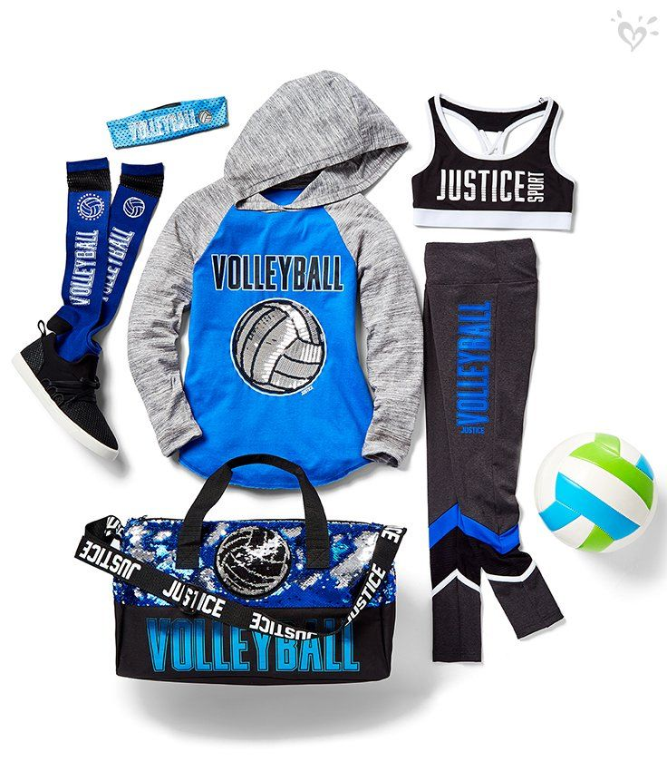 A Style Spike She Can Get Behind Girls Sports Clothes Kids Outfits Girls Girls Outfits Tween