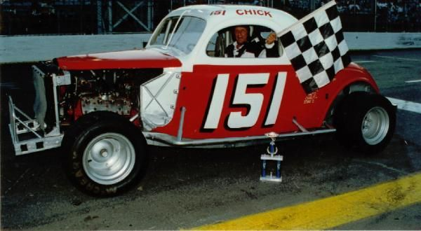 Sign The Guest Book Of The Midstate Antique Stock Car Club Days