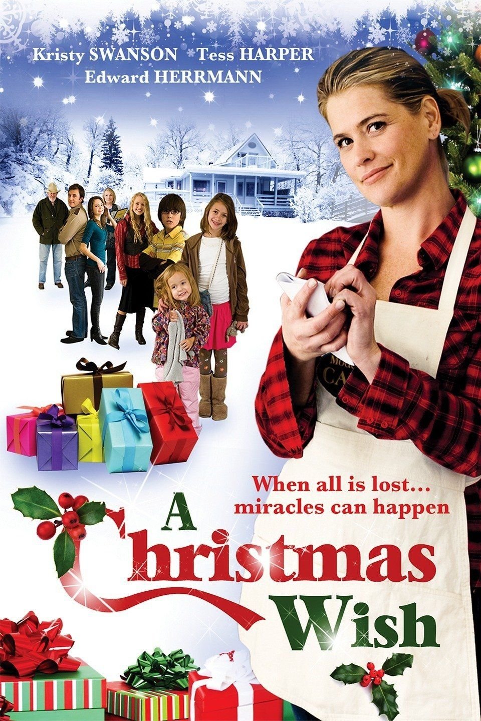 2011 Film A Christmas Wish Very Good Movie Showing The True Meaning Of Christmas Hallmark Christmas Movies Hallmark Movies Christmas Movies