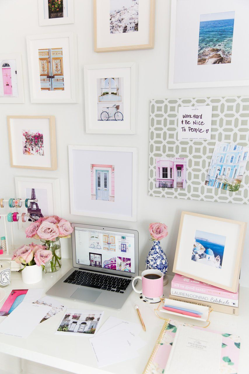 Paris Print Pack 5x7 Home Office Gallery Wall Inspiration