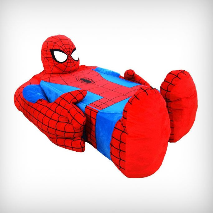 Twin Spider-Man Bed Cover For Little Super Heroes | Cool Feed.me - Cool Stuff To Buy And Drool Over