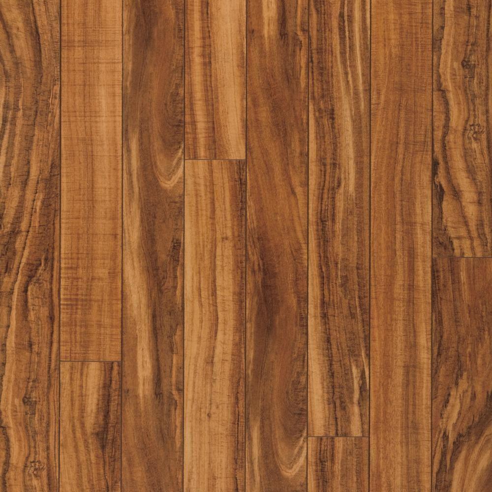 Pergo Take Home Sample Hawaiian King Koa Laminate Flooring 5 In X 7 In Pe 122712 The Home Depot Kings Hawaiian Laminate Flooring Flooring