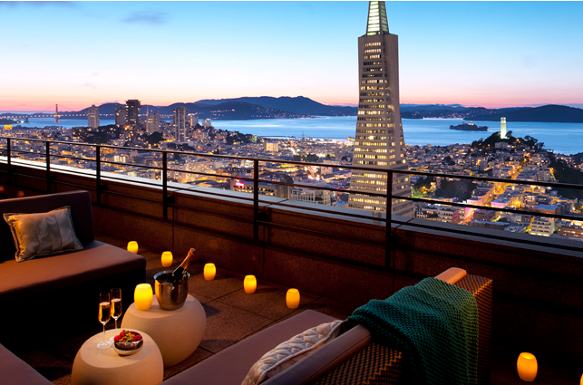Mandarin Oriental San Francisco What A View Perfect For Destination Wedding Or Luxury Honeymoon