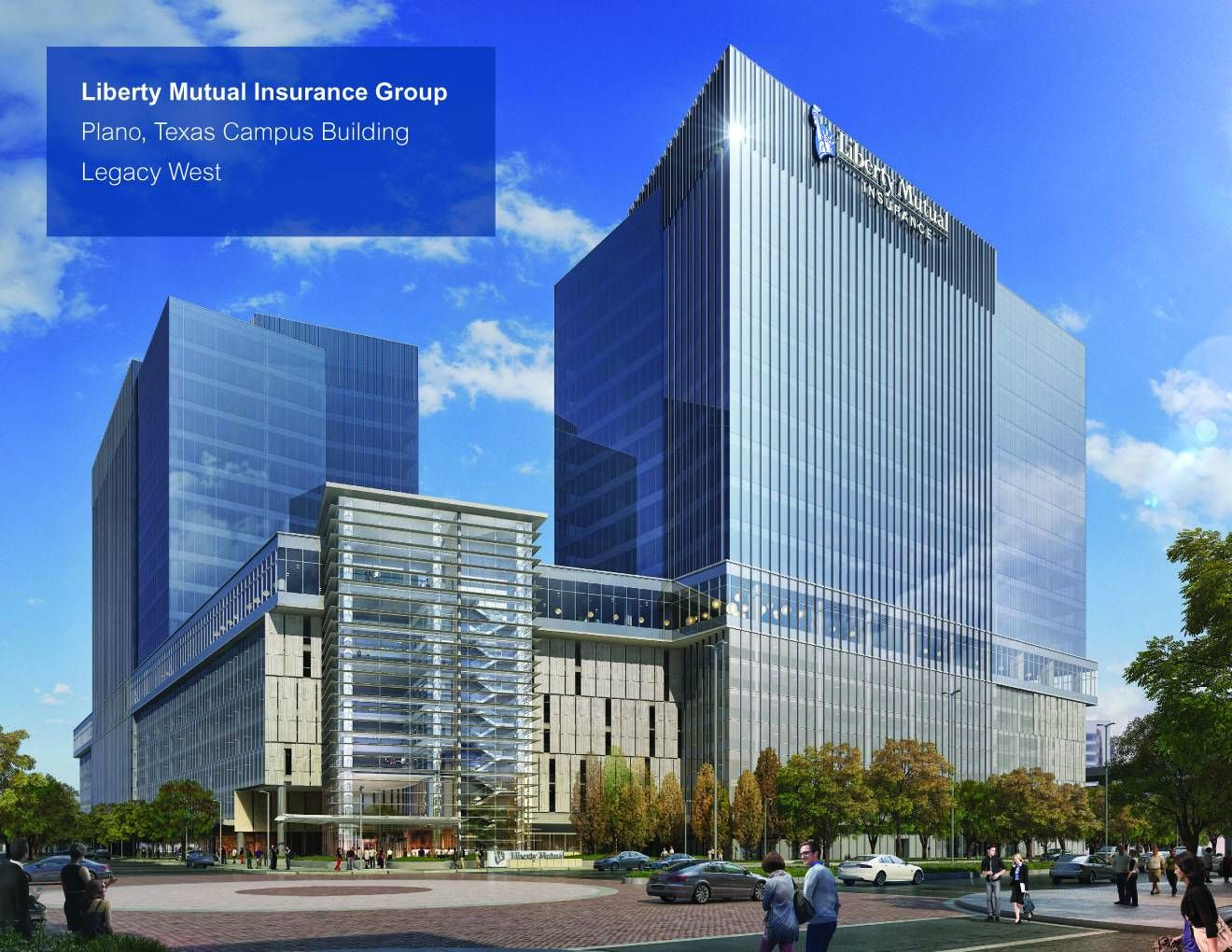 Half Of Liberty Mutual Insurance S Plano Workforce Will Be New
