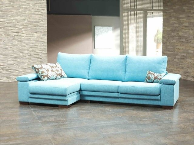 Light Blue Leather Sofa With Images