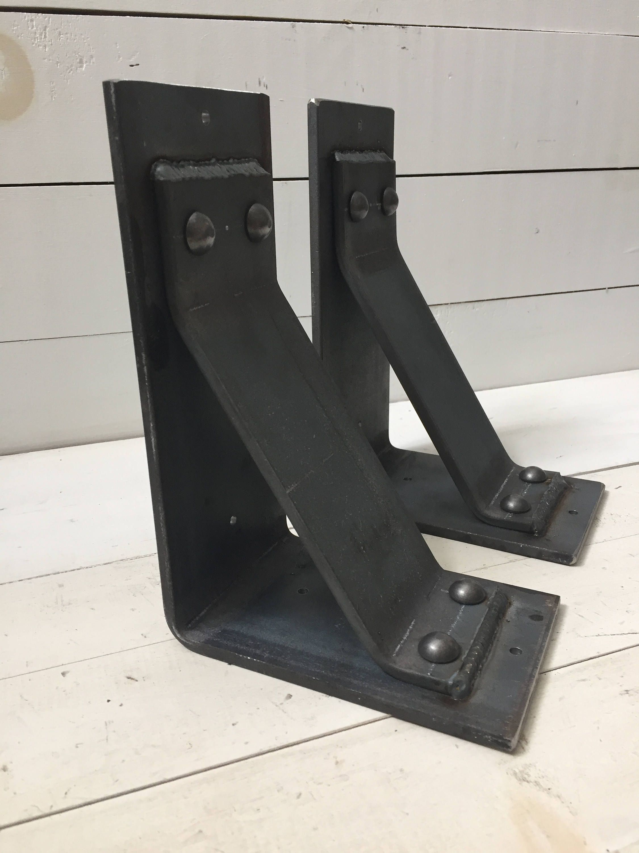 Mantel Brackets Heavy Duty Modern Shelf Brackets Countertop
