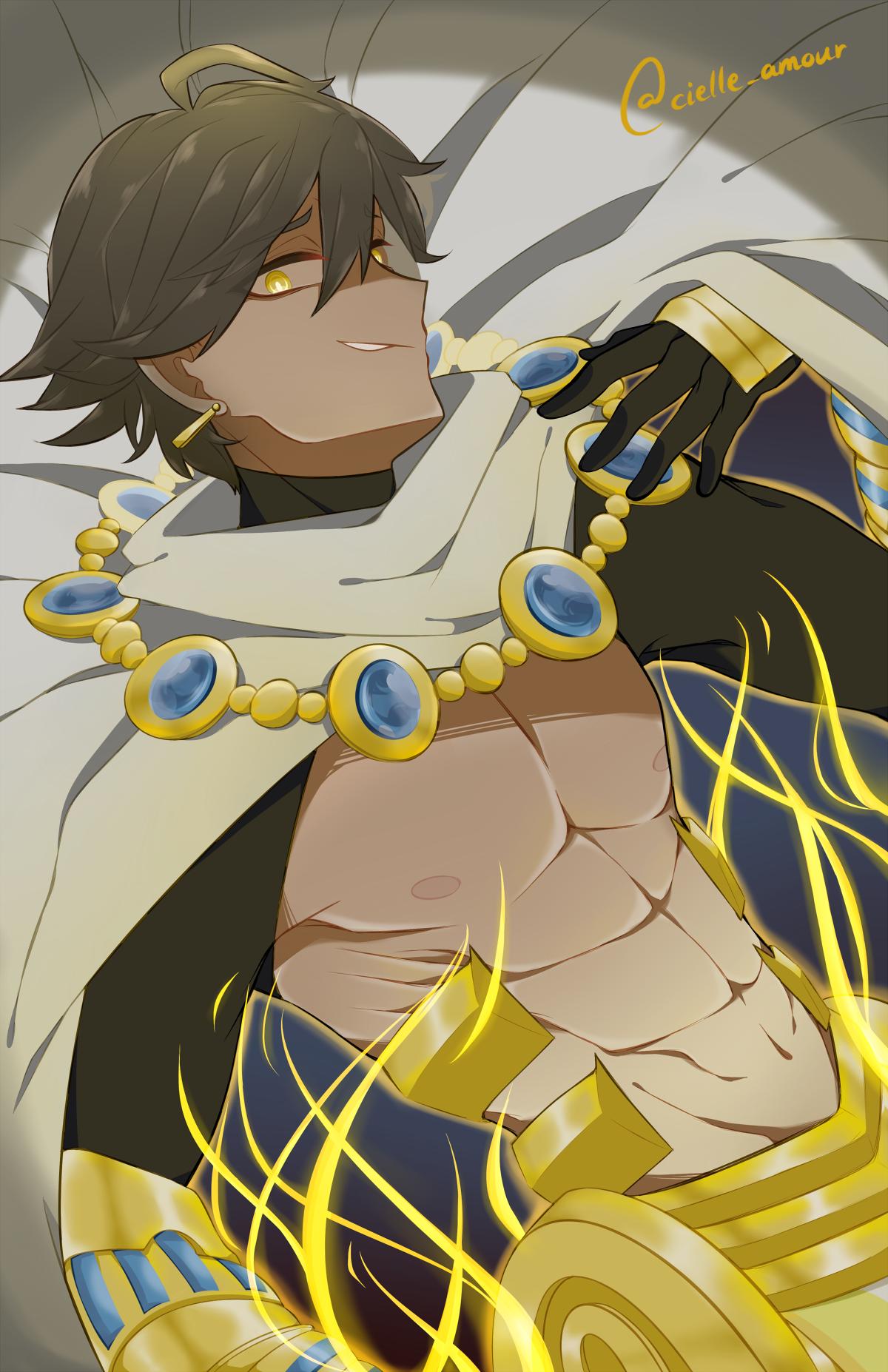 Ozymandias [Fate/Grand Order] Anime, Artist, Art