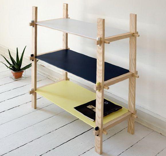 Kile Muebles de Madera Por Yukari Hotta -   wwwdecoracion2014 - muebles en madera modernos