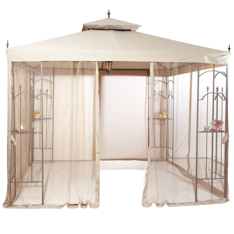 This This Is The Gazebo That I Want To Get To Convert