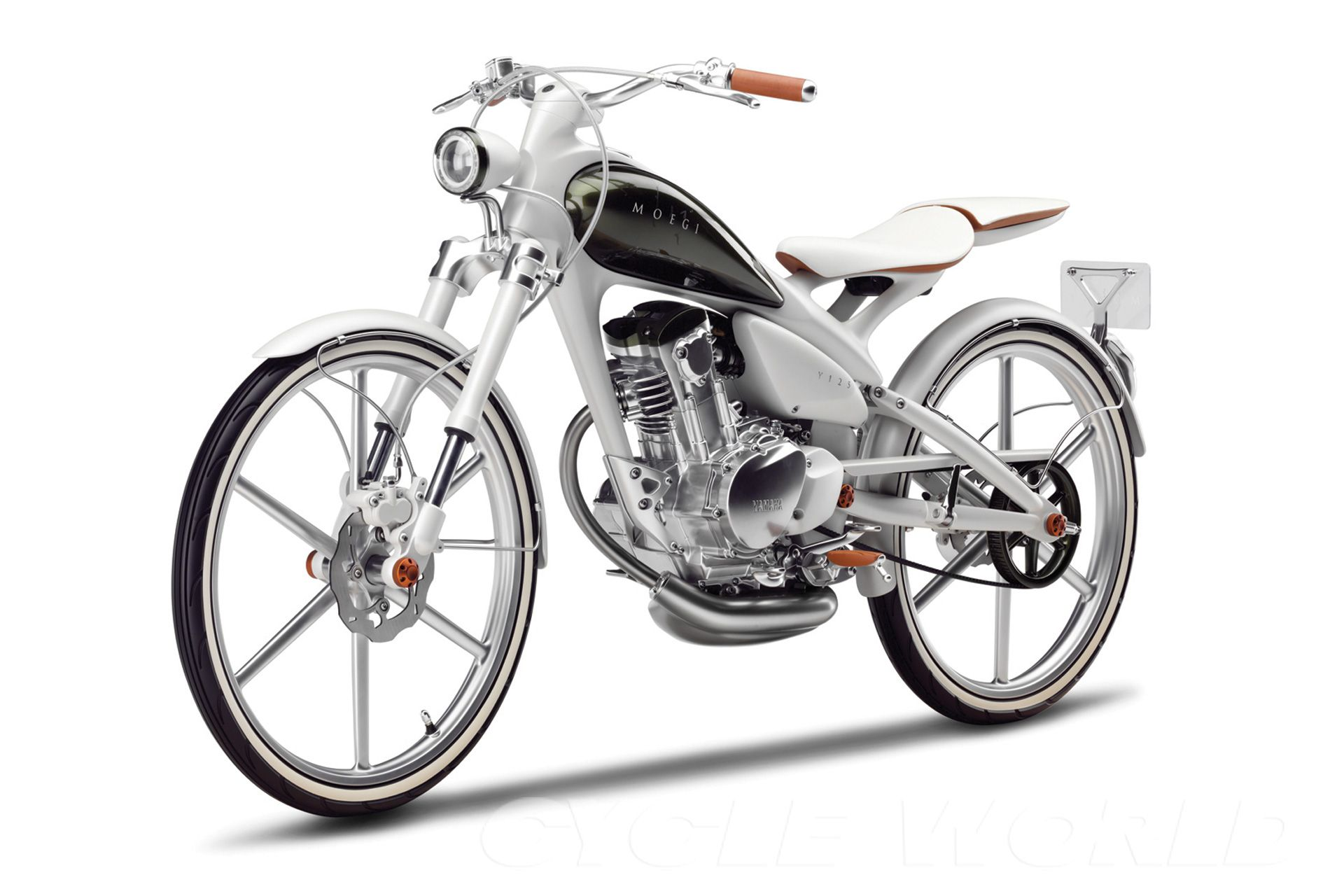 Yamaha Y125 Moegi 125cc Fuel Injected Single Cylinder
