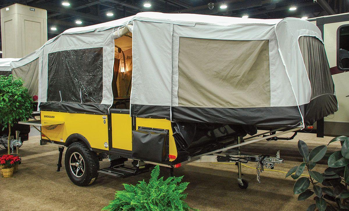 QuickSilver Ultra Lightweight Tent C&ers Media Center | Livinu0027 Lite & QuickSilver Ultra Lightweight Tent Campers Media Center | Livin ...