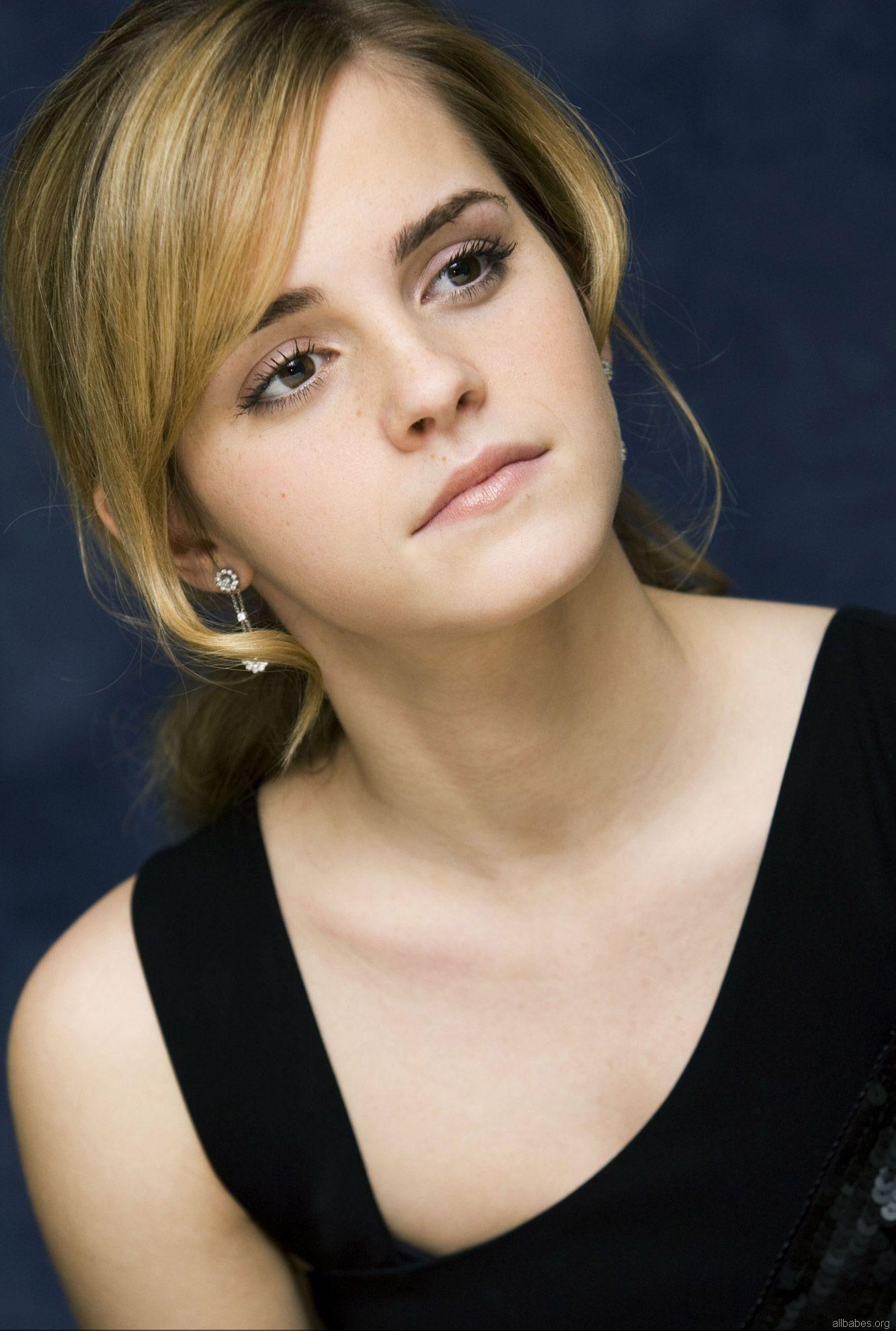 Emma Watson- love her bangs