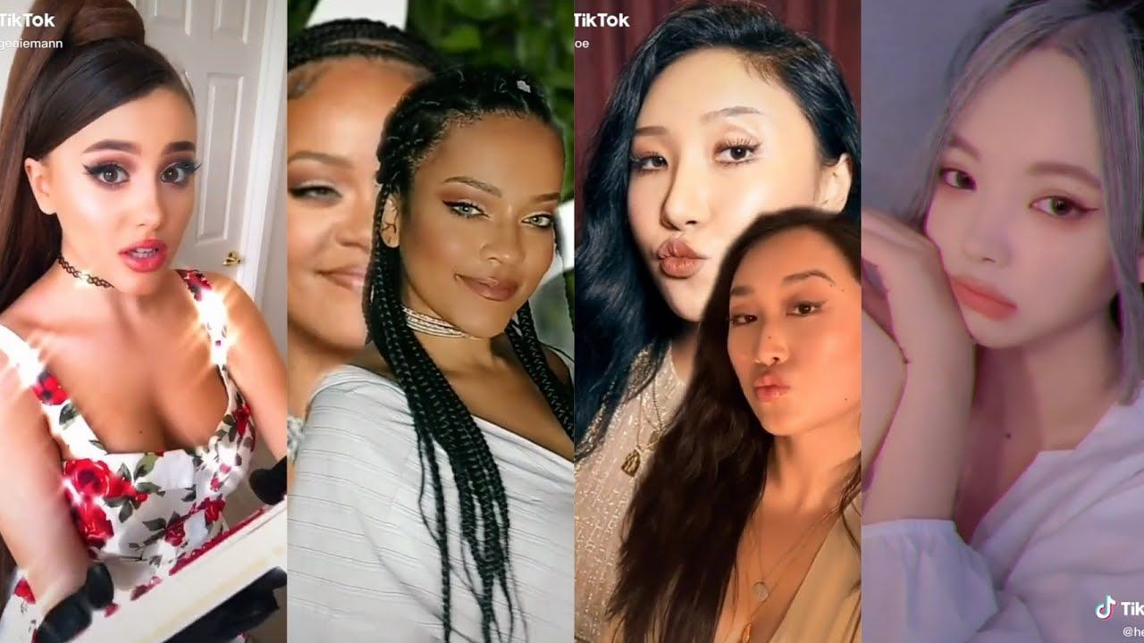 Best Tiktok Celebrity Look Alike Youtube Celebrity Look Alike Celebrity Look Look Alike