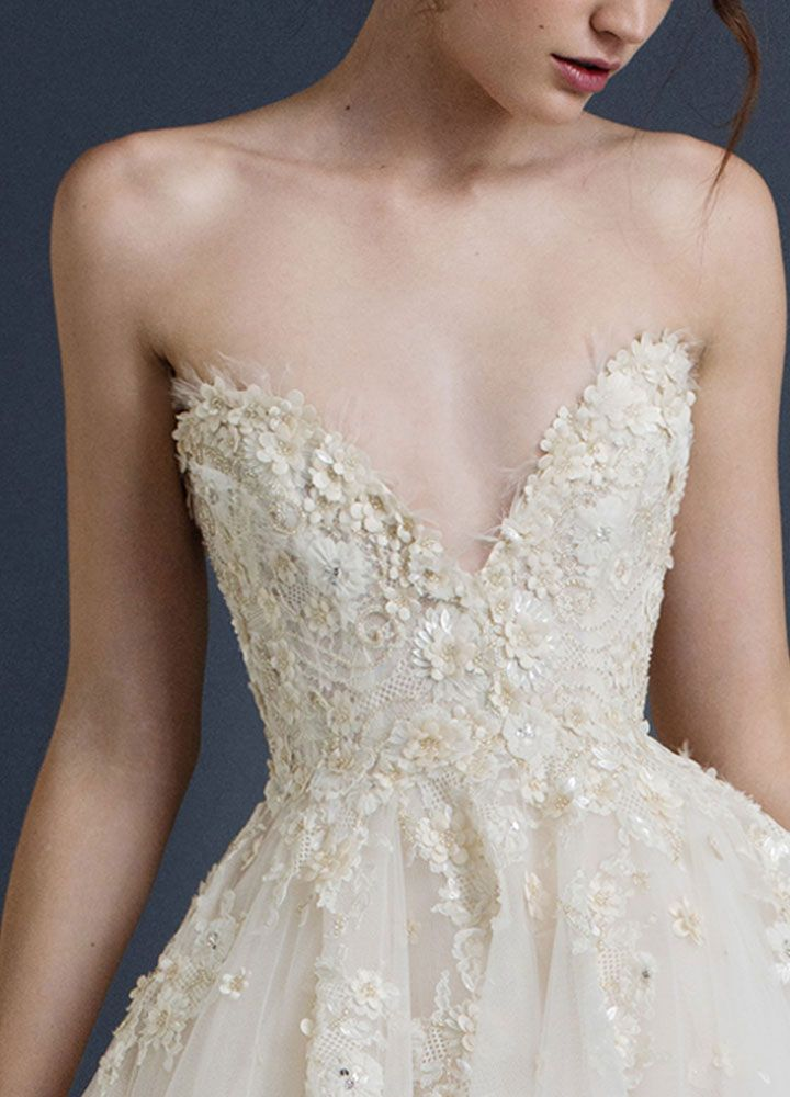 Beautiful Wedding Dress Inspiration