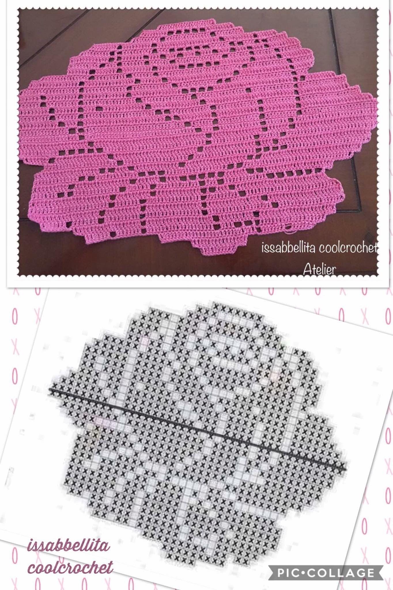 Pin von Sara Germian auf Powder | Pinterest | Deckchen, Häckeln und ...