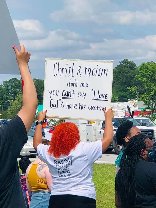 (1) Christ & racism don't mix : exmormon