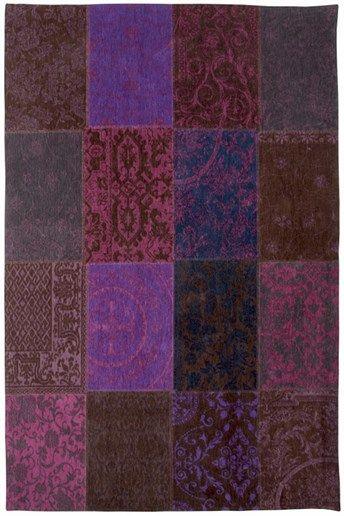 Louis De Poortere Vintage Patchwork Rugs Direct