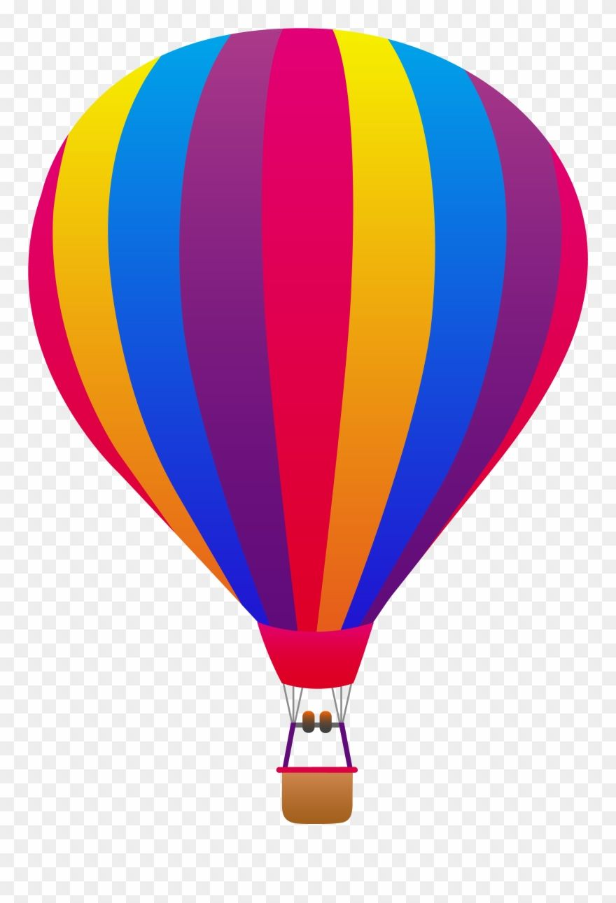Clip Arts Related To Hot Air Balloon Vector Png Transparent Png 16012 Is A Creative Clipart Download The Transparent Clipart And Use It For Free Crea Balao