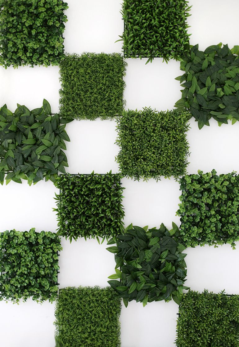 Diy Greenery Wall With Images Greenery Wall Decor Diy Plants Decor Simple Wall Decor
