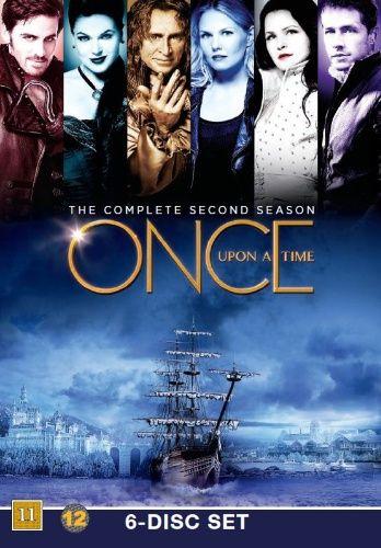 Once Upon A Time Saeson 2 6 Disc Erase Una Vez Temporadas Y Cine