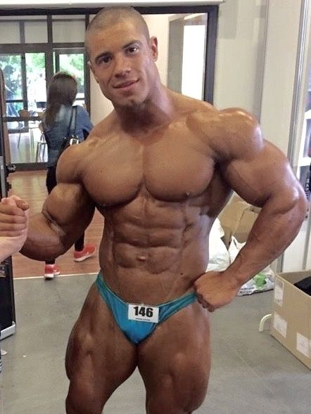 Xxx bodybuilder