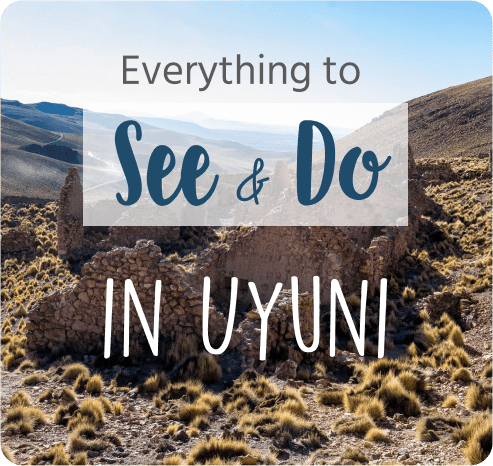 Salar De Uyuni Official Information Website What To See And Do In Bolivia