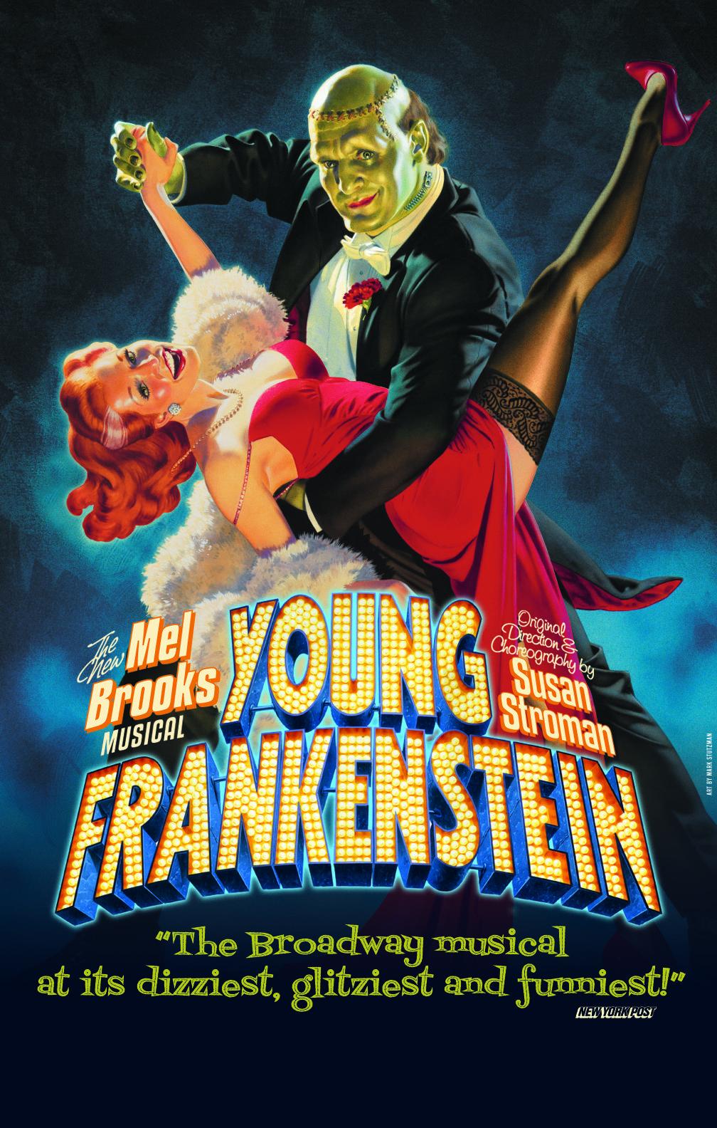 Www Rogerrockas Com Young Frankenstein Frankenstein Musicals
