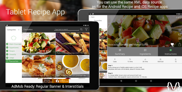 Tablet recipe app pinterest android download free tablet recipe app android bio food health recipe recipe app recipes restaurant tablet forumfinder Image collections