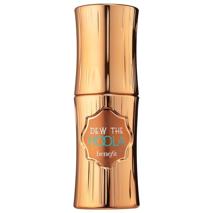 Benefit Dew the Hoola Soft Matte Liquid Bronzer for Spring 2016 | http://www.musingsofamuse.com/2016/01/benefit-cosmetics-dew-the-hoola-soft-matte-liquid-bronzer.html