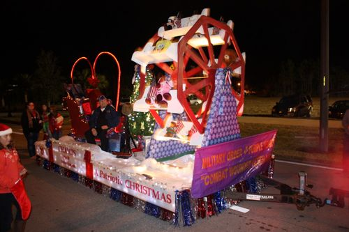 Winning Christmas Parade Floats Christmas Parade Float