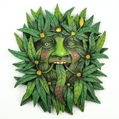 Cannabis Green Man