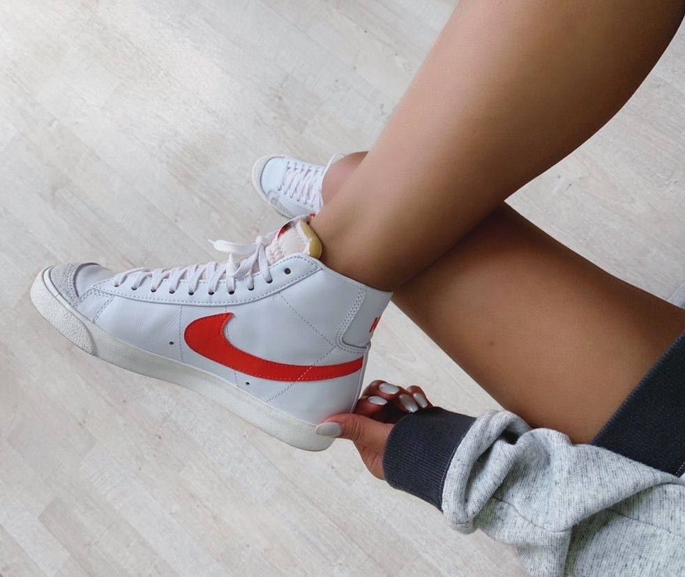 Fashion Look Featuring Nike Sneakers By Pearlnaomi Shopstyle Sneakers Nike Nike Nike Blazer