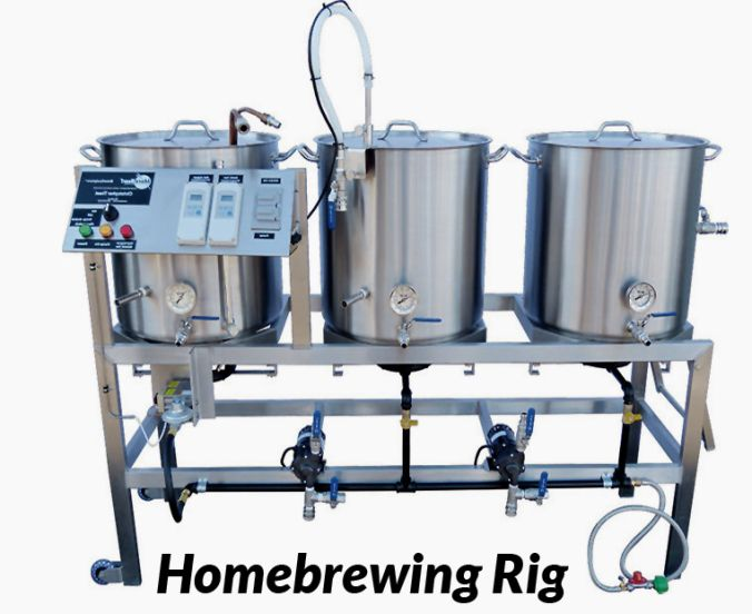 Home Brewing Rig Home Beer Brewing Systems Home