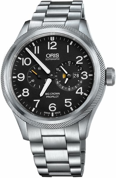 9b76882e452 Oris Big Crown ProPilot Worldtimer 69077354164MB