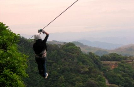 Zip Lining Costa Rica Youtube