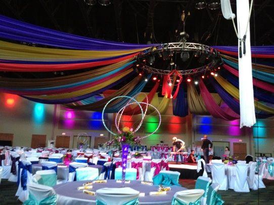 cirque tent look & cirque tent look | Midnight Circus Ideas | Pinterest | Tents